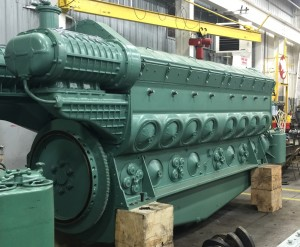 H&K Inc. Remanufactured EMD Engines